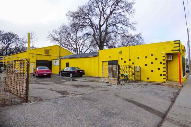 1211 S Seneca St, Wichita, KS 67213 (MLS #561626) :: On The Move