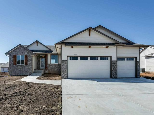 8219 E 33rd Ct South, Wichita, KS 67210 (MLS #561736) :: On The Move