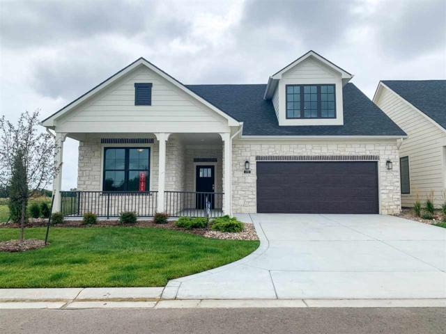 3729 N Bedford, Wichita, KS 67226 (MLS #562726) :: Graham Realtors