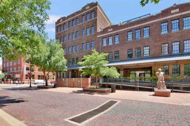 151 N Rock Island St #3B Unit 3B, Wichita, KS 67202 (MLS #563451) :: Lange Real Estate
