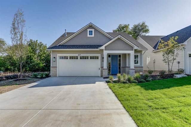 405 Jackson Heights, Wichita, KS 67206 (MLS #566367) :: Graham Realtors