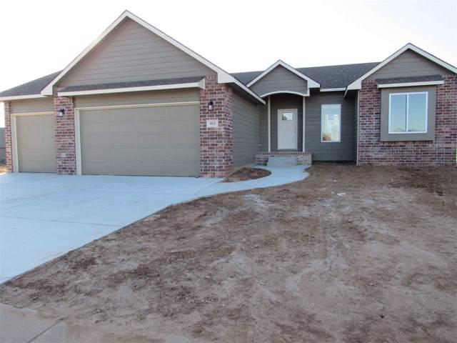 913 N Oak Ridge, Goddard, KS 67052 (MLS #570787) :: Lange Real Estate