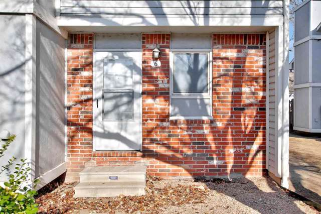 101 S Rock Rd Unit #6, Derby, KS 67037 (MLS #573214) :: On The Move