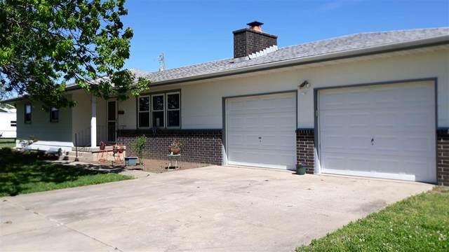 1355 M50 Rd, Eureka, KS 67045 (MLS #576828) :: Keller Williams Hometown Partners