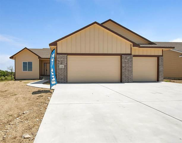 3136 E Reiss St, Park City, KS 67219 (MLS #576863) :: Preister and Partners | Keller Williams Hometown Partners
