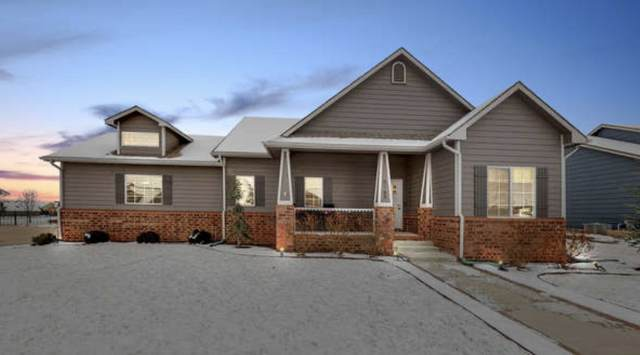 5165 N Brookstone St, Bel Aire, KS 67226 (MLS #577582) :: On The Move