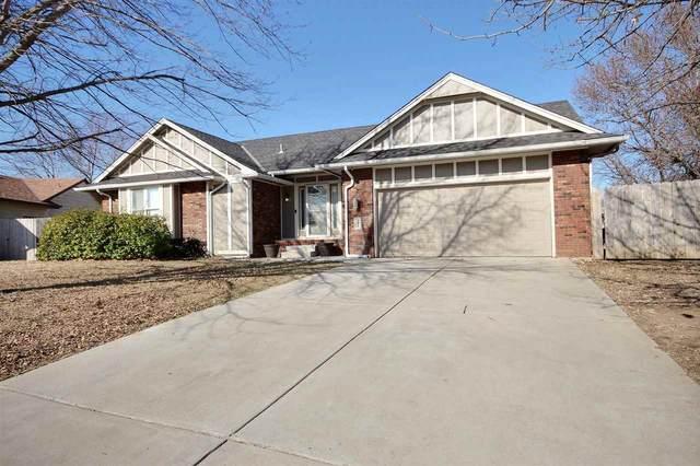 2025 N Burning Tree, Derby, KS 67037 (MLS #577604) :: Kirk Short's Wichita Home Team