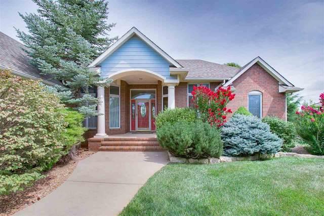 616 Stone Creek Drive, Newton, KS 67114 (MLS #578609) :: Keller Williams Hometown Partners