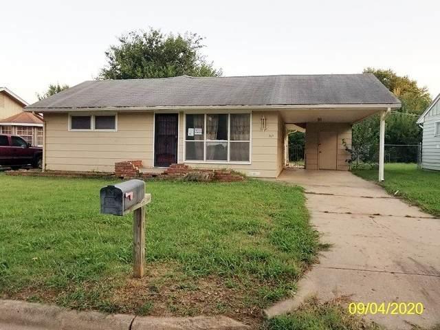 321 Random Rd, Arkansas City, KS 67005 (MLS #579047) :: Keller Williams Hometown Partners