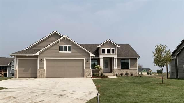 5906 W Driftwood Ct, Wichita, KS 67205 (MLS #579353) :: Keller Williams Hometown Partners