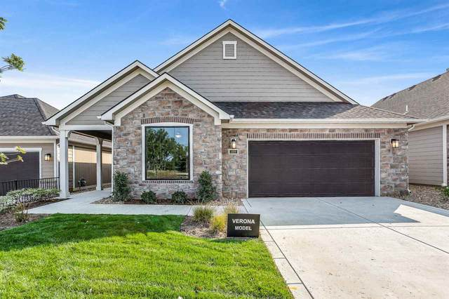 13209 W Montecito St Verona Model, Wichita, KS 67235 (MLS #579674) :: The Boulevard Group