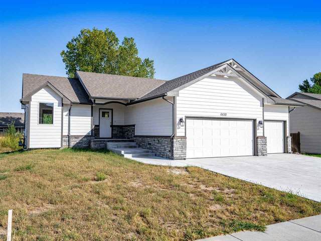 4410 S Chase Ave, Wichita, KS 67217 (MLS #580232) :: On The Move