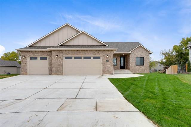 14722 W Moscelyn Ct., Wichita, KS 67235 (MLS #582180) :: On The Move