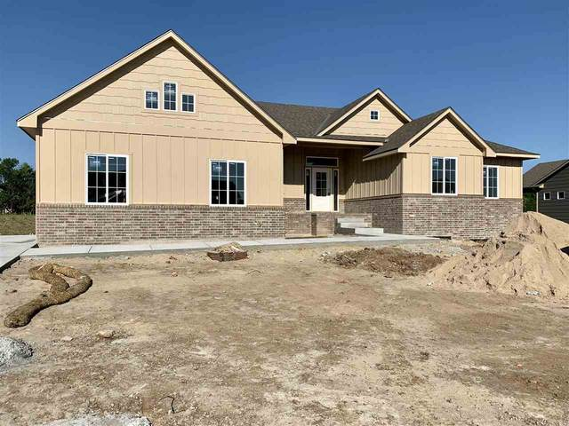 709 S Saint Andrews Cir, Wichita, KS 67230 (MLS #583475) :: Keller Williams Hometown Partners