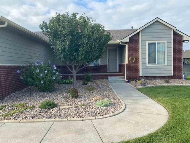 916 N Oak Ridge Ct, Goddard, KS 67052 (MLS #585959) :: Pinnacle Realty Group