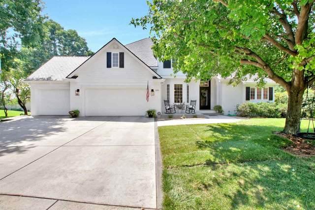 15301 E Windham Cir, Wichita, KS 67230 (MLS #586348) :: Preister and Partners   Keller Williams Hometown Partners