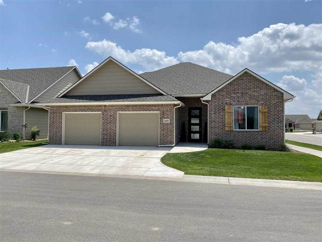 12515 W Cindy, Wichita, KS 67235 (MLS #586361) :: Keller Williams Hometown Partners
