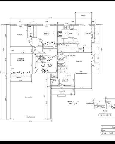 4921 S Saint Paul, Wichita, KS 67217 (MLS #586641) :: Preister and Partners | Keller Williams Hometown Partners