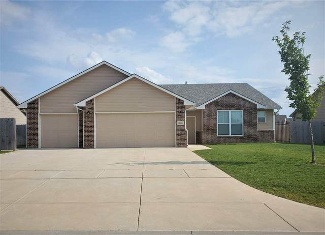 8601 E Millrun, Wichita, KS 67226 (MLS #586769) :: Preister and Partners | Keller Williams Hometown Partners