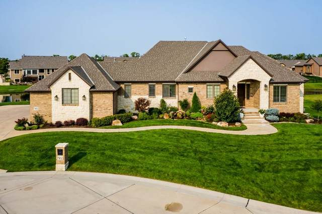7952 E Caribou Pl, Bel Aire, KS 67226 (MLS #587328) :: On The Move