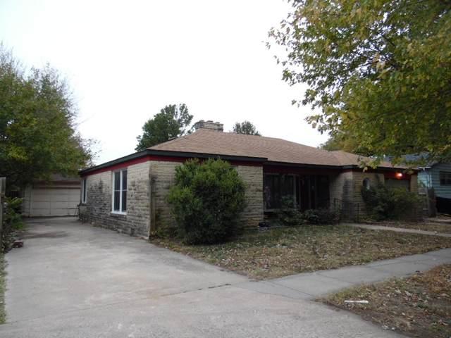 517 E Mulvane St, Mulvane, KS 67110 (MLS #587569) :: Preister and Partners | Keller Williams Hometown Partners