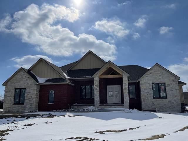 11511 E Brookview Cir, Wichita, KS 67226 (MLS #588801) :: Graham Realtors