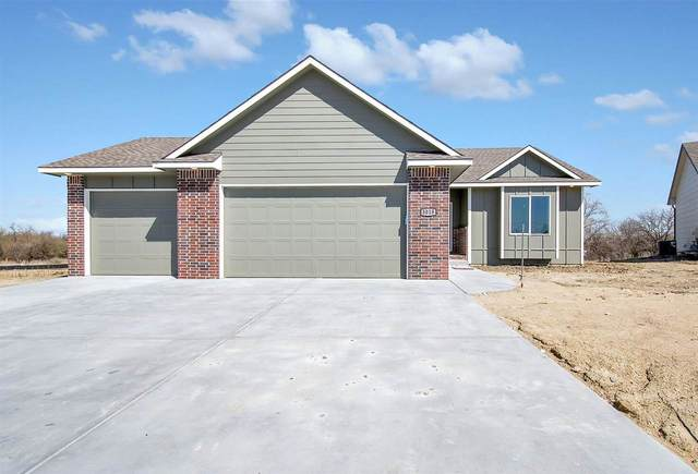 3018 E Reiss St Model Not For S, Park City, KS 67219 (MLS #589623) :: Preister and Partners | Keller Williams Hometown Partners