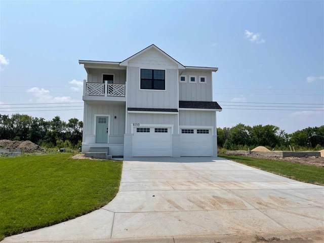 1133 Prairie Hill, Park City, KS 67219 (MLS #595999) :: Keller Williams Hometown Partners