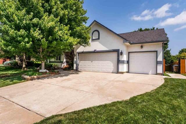 103 N Rainbow Lake Rd, Wichita, KS 67235 (MLS #598117) :: Pinnacle Realty Group