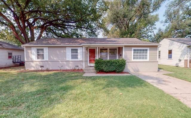 3533 S Handley St, Wichita, KS 67217 (MLS #600799) :: The Boulevard Group