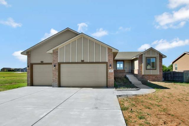 2109 E Sunset, Goddard, KS 67052 (MLS #533982) :: Select Homes - Team Real Estate