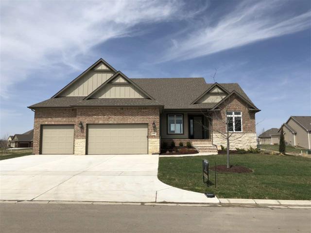 13902 E Steeplechase Circle, Wichita, KS 67230 (MLS #538638) :: On The Move