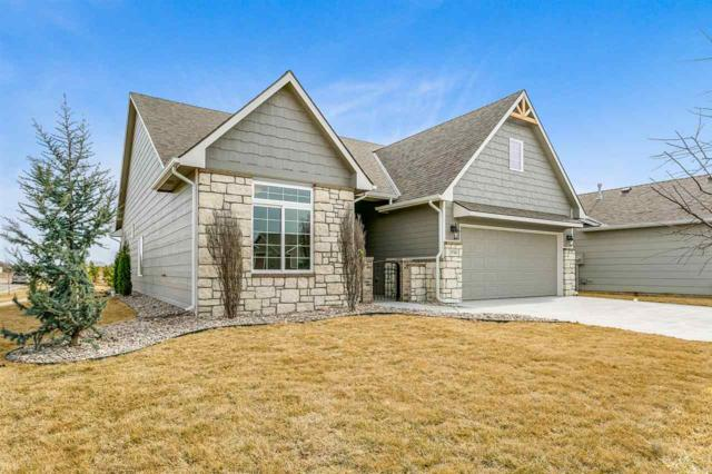 3720 N Siena Lakes Cr., Wichita, KS 67205 (MLS #543085) :: On The Move