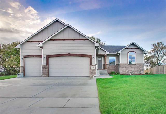 13505 W Lost Creek, Wichita, KS 67235 (MLS #545767) :: On The Move