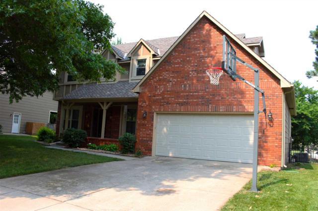1609 N Wheatridge St, Wichita, KS 67235 (MLS #550915) :: On The Move