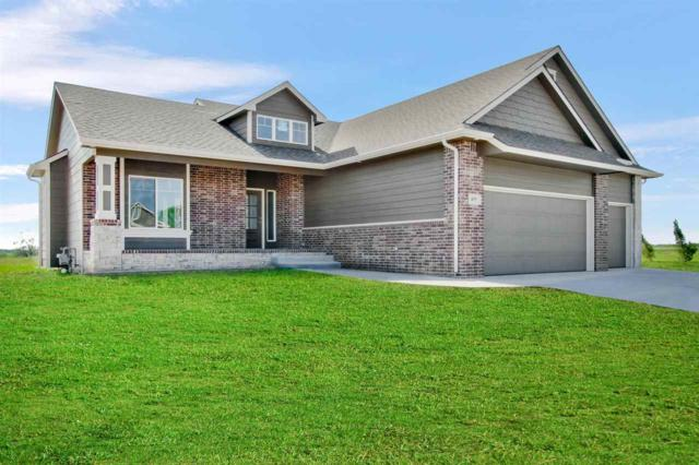 435 Samantha Ct, Mulvane, KS 67110 (MLS #562196) :: On The Move