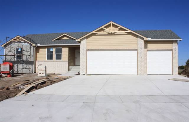 1104 E Park Glen St, Clearwater, KS 67026 (MLS #570793) :: Graham Realtors