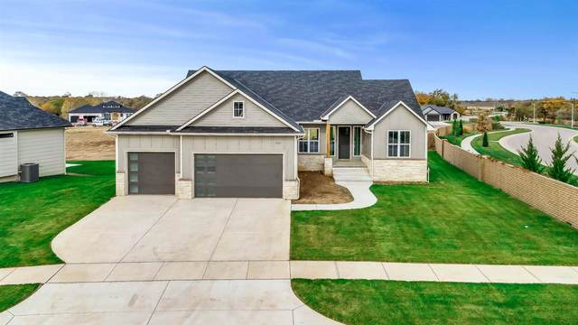 1124 E Summerchase, Derby, KS 67037 (MLS #577826) :: Pinnacle Realty Group