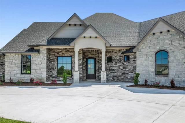 1342 N Shadow Rock Dr, Andover, KS 67002 (MLS #578658) :: Preister and Partners | Keller Williams Hometown Partners
