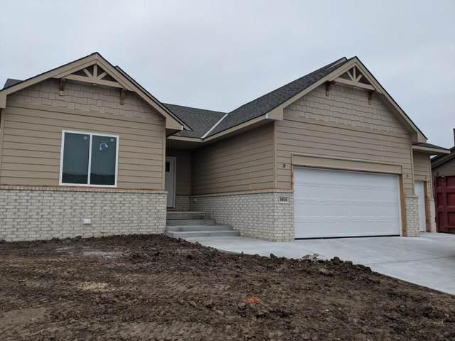 1018 N Forestview, Wichita, KS 67235 (MLS #581791) :: Pinnacle Realty Group