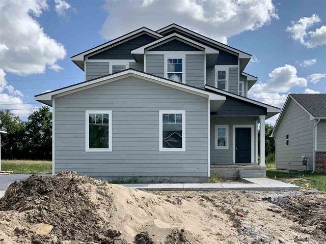1309 E Prairie Hill Cir, Park City, KS 67219 (MLS #582339) :: Keller Williams Hometown Partners