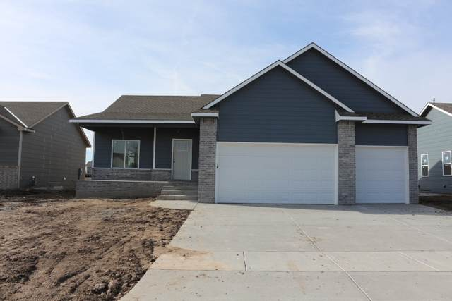 4925 S Saint Paul, Wichita, KS 67217 (MLS #587775) :: Jamey & Liz Blubaugh Realtors