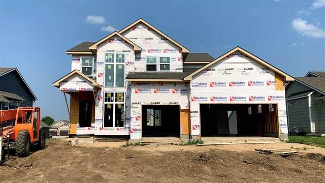 702 S Clear Creek St, Wichita, KS 67230 (MLS #595290) :: Keller Williams Hometown Partners