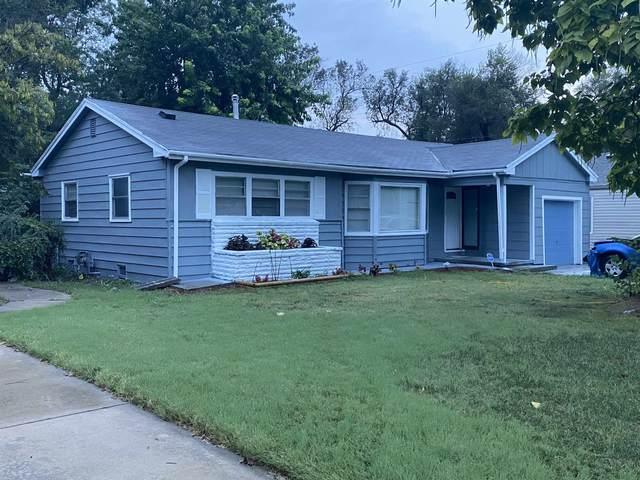 5913 E Bayley St, Wichita, KS 67218 (MLS #600626) :: Kirk Short's Wichita Home Team