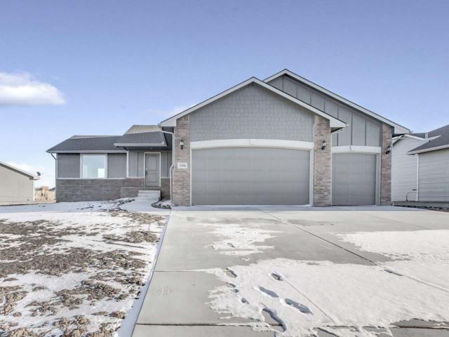 1454 N Aster, Andover, KS 67002 (MLS #541895) :: Select Homes - Team Real Estate