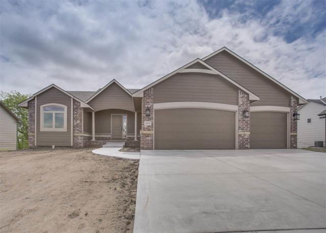 13311 W Lost Creek, Wichita, KS 67235 (MLS #560428) :: On The Move