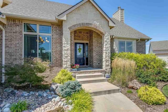 3909 N Lily Cir, Maize, KS 67101 (MLS #571041) :: Lange Real Estate