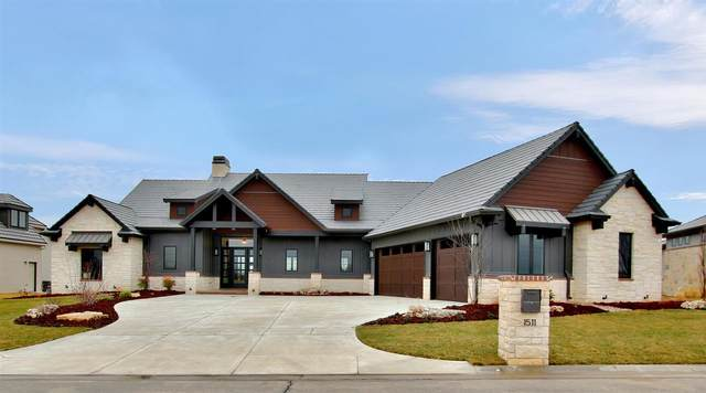 1511 E Bluesage Ct, Andover, KS 67002 (MLS #571108) :: Lange Real Estate