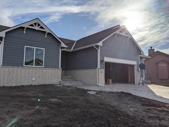1018 N Forestview, Wichita, KS 67235 (MLS #581791) :: Kirk Short's Wichita Home Team