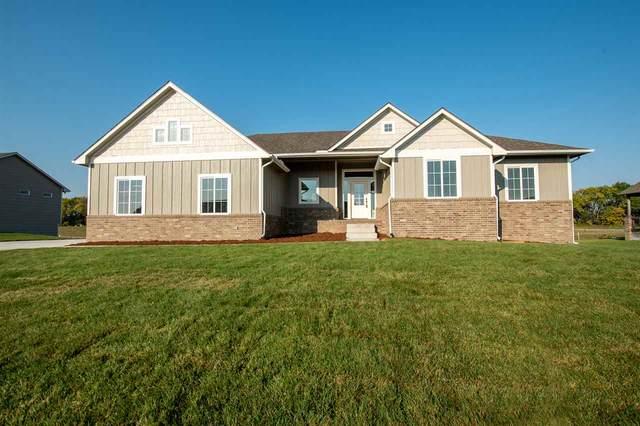 709 S Saint Andrews Cir, Wichita, KS 67230 (MLS #583475) :: Preister and Partners | Keller Williams Hometown Partners